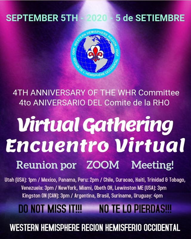 flyer 4th anniversary wh region