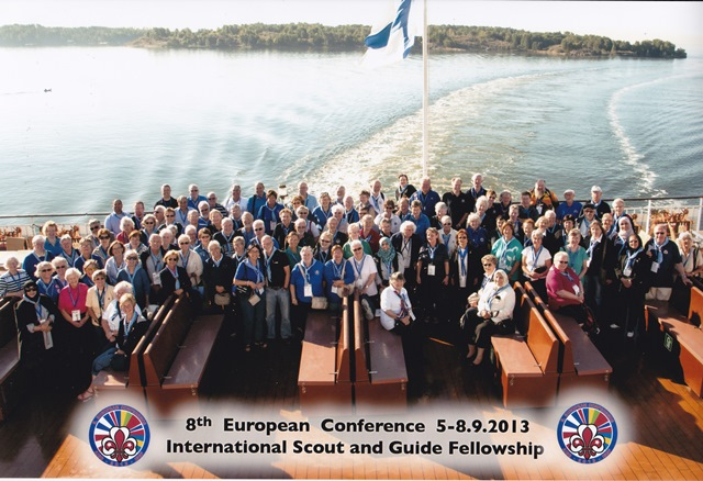 2013 Group photo Europe Conf