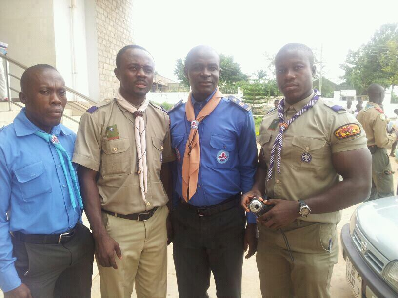 Ghana Scout Association AGM 2014
