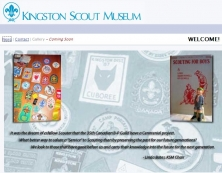 kingston scout museum