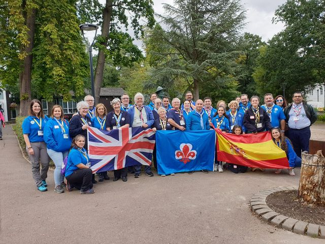uk spain gilwell 2019